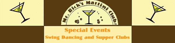 Mr. Rick's Martini Club